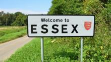 Image of Welcome to Essex sign