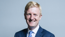An image of Oliver Dowden, government minister for implementation