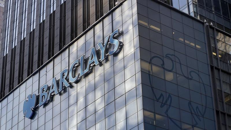 Barclays building in New York