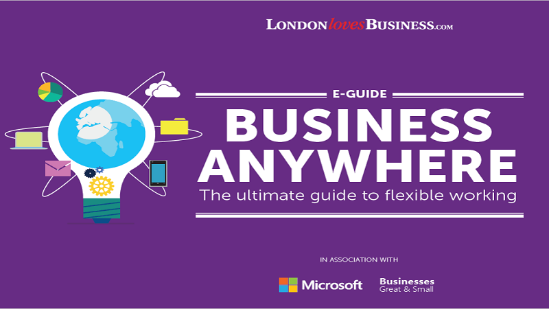 A picture of the Business Anywhere e-guide