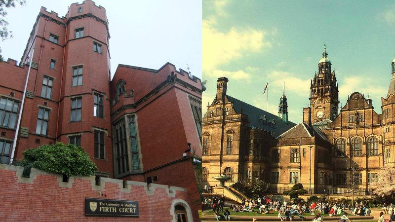 Sheffield university and council