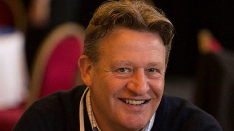 A picture of Kevin Cunnington, Director General of the Government Digital Service