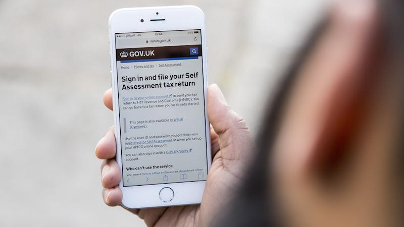 Gov.UK mobile, image by GDS Team