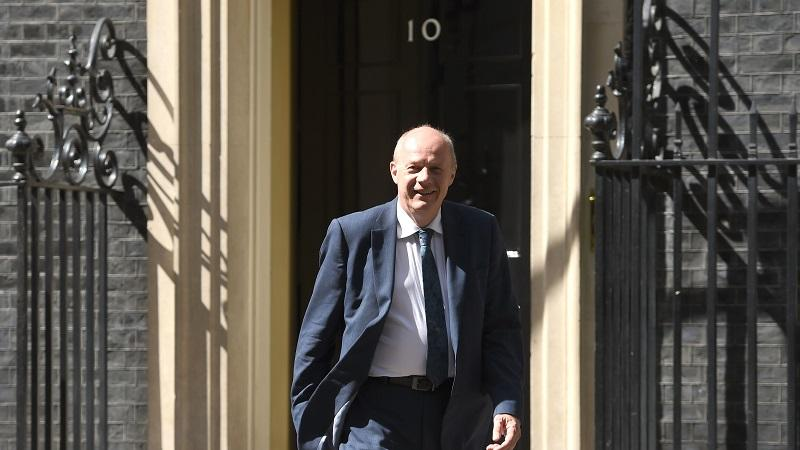 Cabinet Office minister Damian Green Photo PA