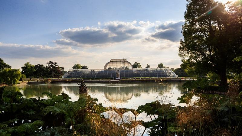 An image of Kew Gardens