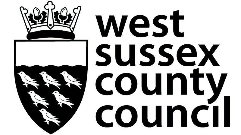 Image of West Sussex County Council logo