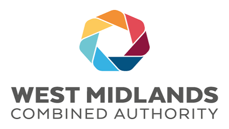 An image of the West Midlands Combined Authority logo