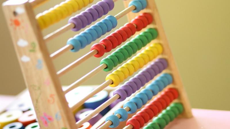Image of an abacus