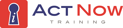 A picture of the Act Now logo