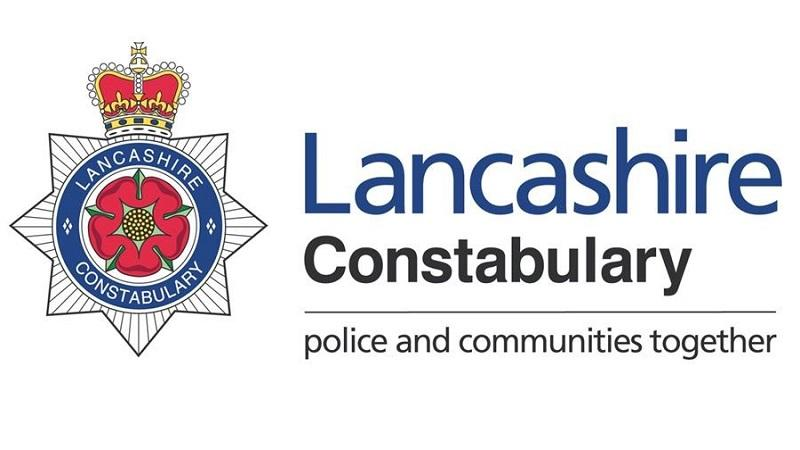 An image of the Lancashire Constabulary logo