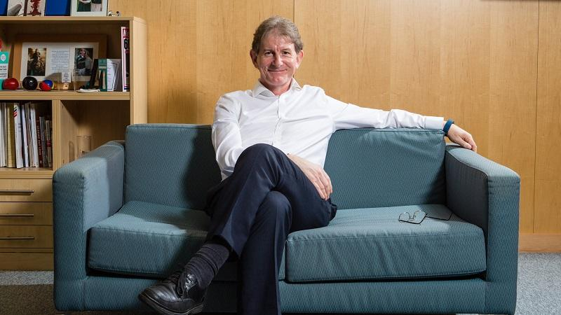 Robert Devereux DWP Photo by Louise Haywood-Schiefer