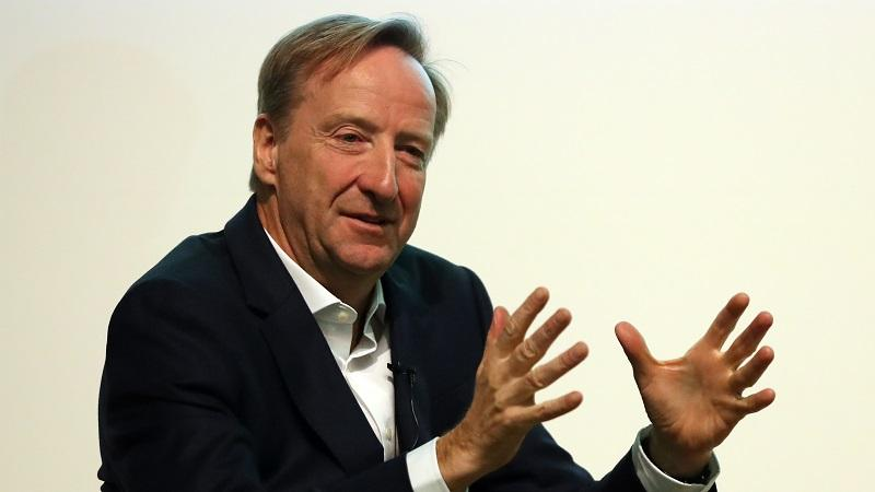 An image of Alex Younger, chief of the Secret Intelligence Service