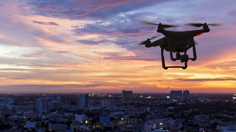 The rise of drones