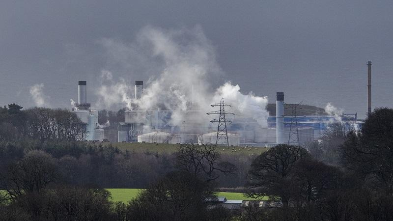 An image of the Sellafield power plant
