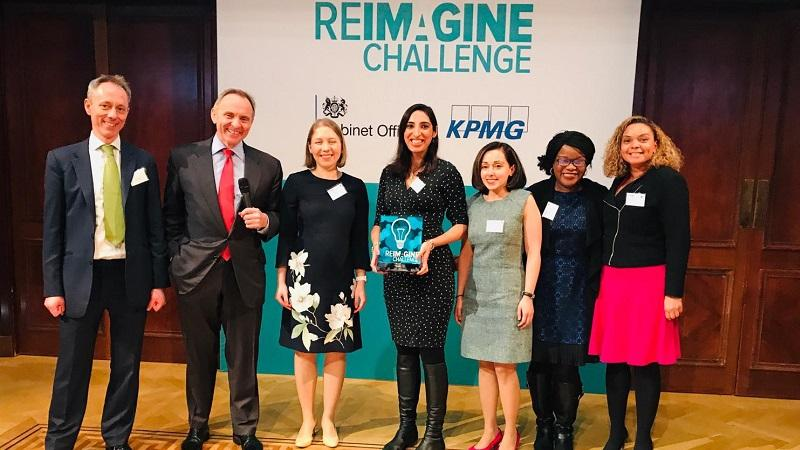 Reimagine Challenge 2019 winners