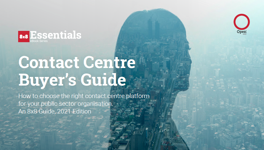 Contact Centre Buyer's Guide: 2021 Edition - full image