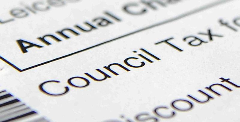 Council tax bill image