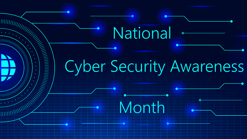 Cyber awareness month